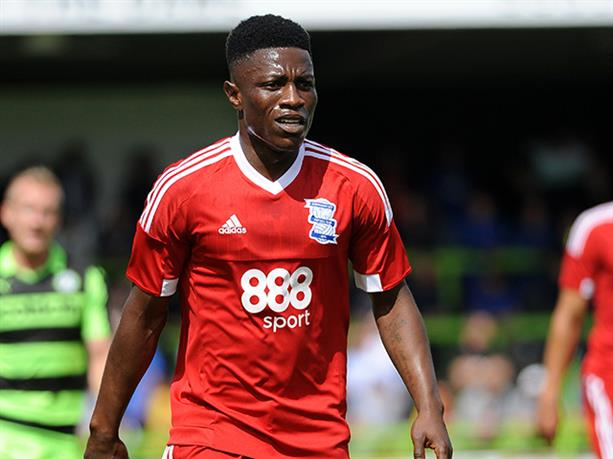 Birmingham City coach Zola reveals reasons for not extending Ghanaian Koby Arthur's contract