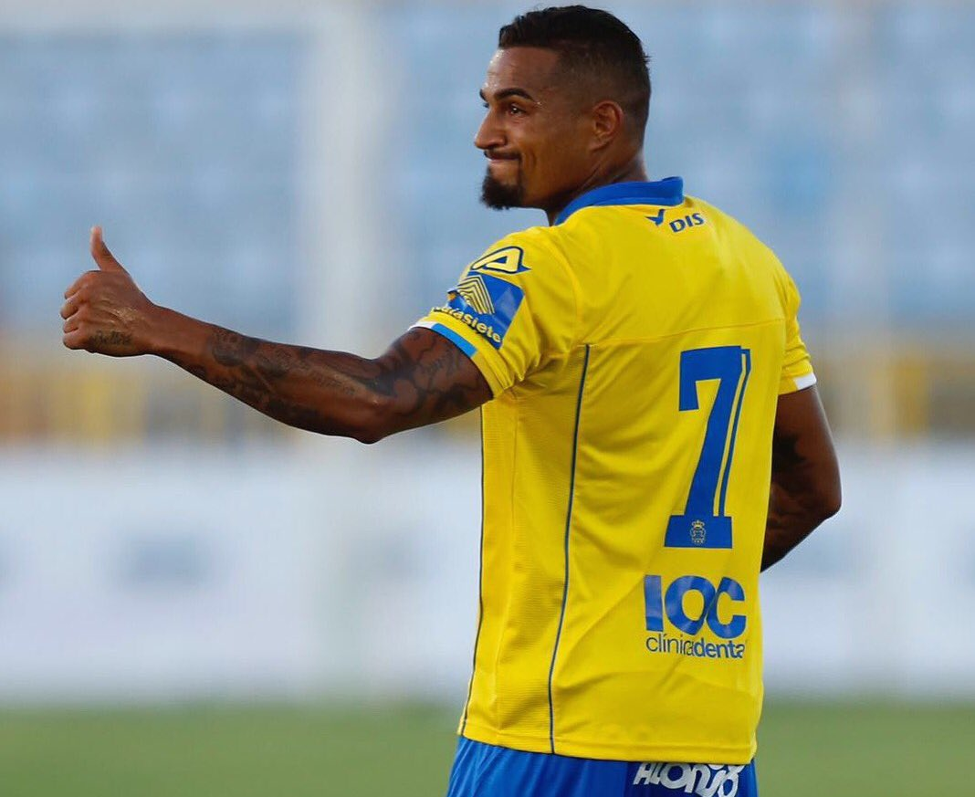 Kevin-Prince Boateng finds home at Spanish side Las Palmas