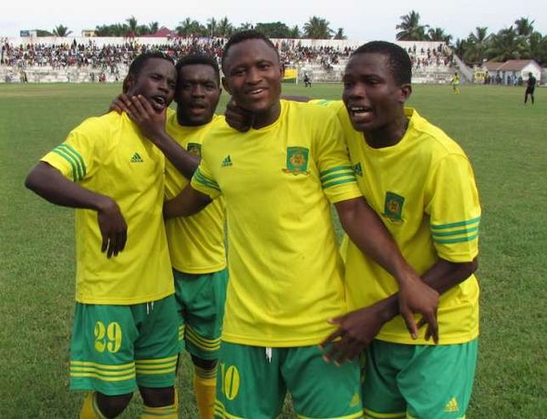 Match Report: Ebusua Dwarfs 2-1 WAFA - Joseph Esso brace confirms Crabs Premier League status