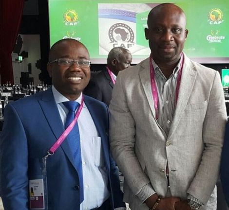 BOMBSHELL: M.N.S Doe tells George Afriyie to resign as Ghana FA veep