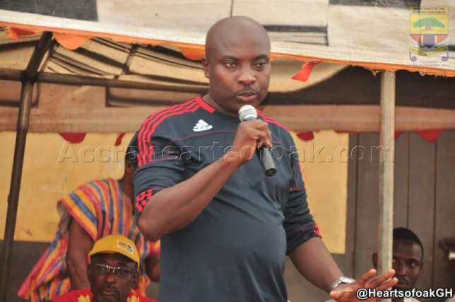 'There are no potent strikers in the local scene,' Hearts of Oak PRO hits back at critics