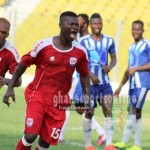 Prince Baffoe wins Inter Allies Player of the Week Award