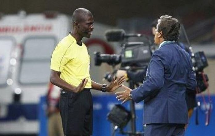 FIFA to reveal details of referee Joseph Lamptey's lifetime ban