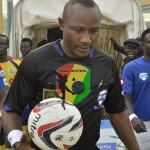 Under-fire referee Samuel Sukah reports Godwin Ablordey to Ghana FA-Report