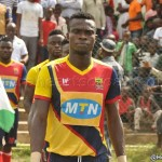 Hearts defender Richard Akrofi itching for regular spot