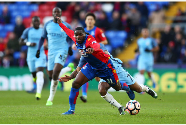 Crystal Palace shot stopper Wayne Hennessey hails Ghana international Jeffery Schlupp's quick impact in his new side
