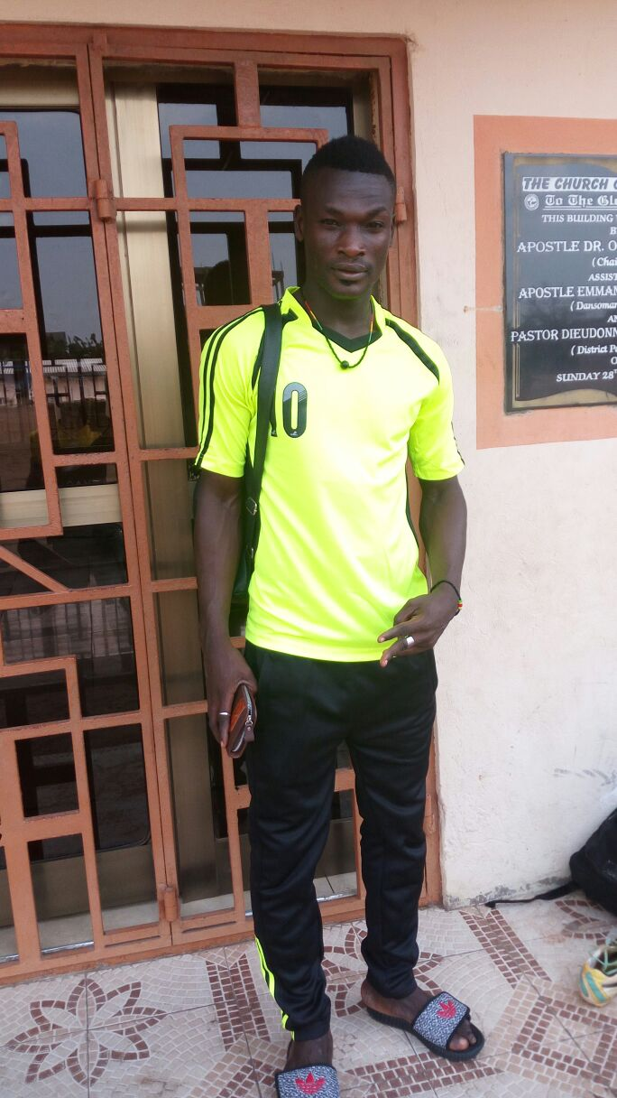 Bechem United striker  Francis Afriyie joins Serbian side FK Vojvodina on six-month loan deal