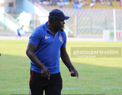 AshantiGold deputy coach Yakubu Mambo ready to quit club if...