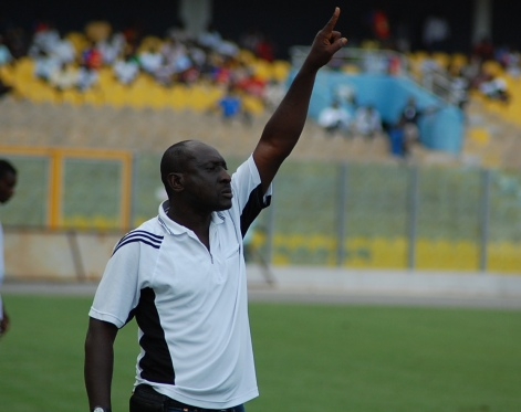 Aduana Stars coach Yusif Abubakar elated with Champions League qualification