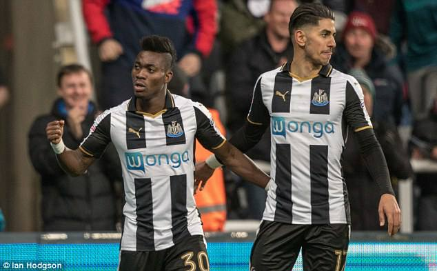 Newcastle United given deadline to complete transfer of Ghana star Christian Atsu