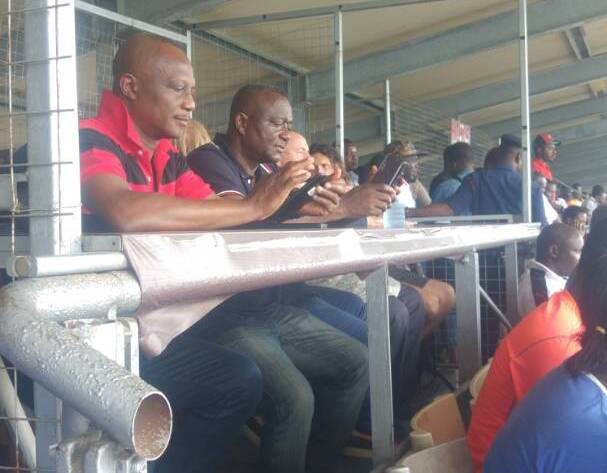 New Black Stars coach Kwesi Appiah continues Ghana Premier League monitoring, watches WAFA-Liberty clash
