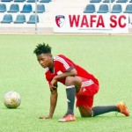'We're  not ready to relinquish top spot, says WAFA captain Gideon Waja