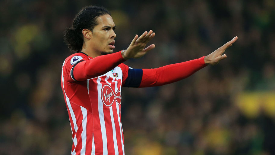 Liverpool Ready to Battle Rivals and Kick Off Chase for Southampton Star Virgil van Dijk