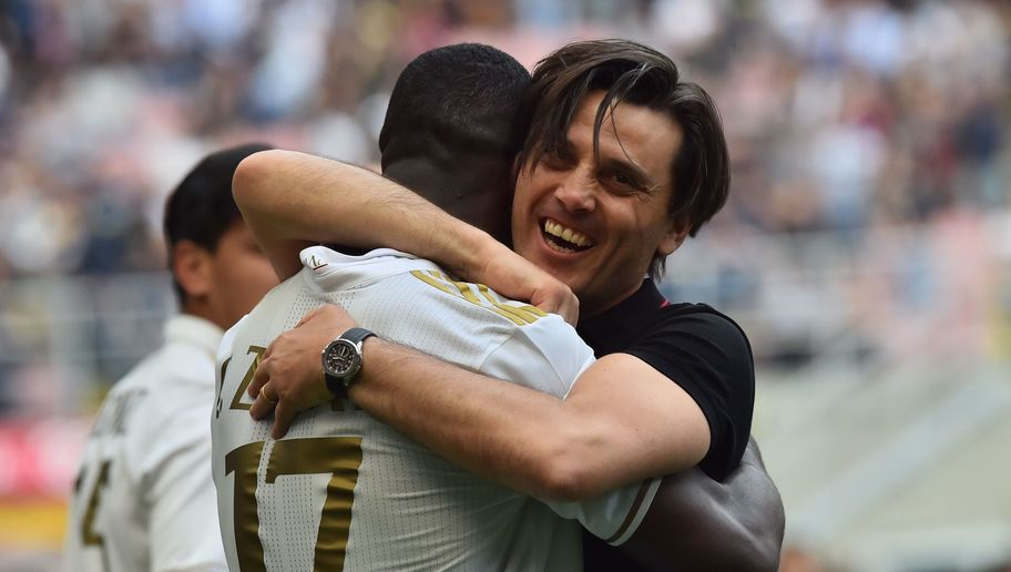 Vincenzo Montella Claims His Milan Side 'Did Something Special' in Dramatic Derby Comeback