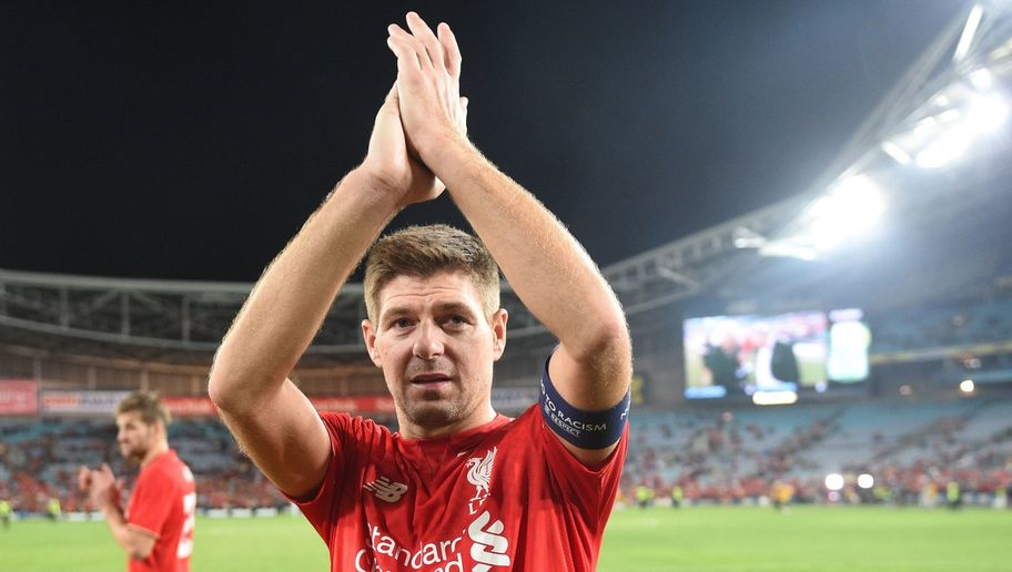 VIDEO: Liverpool Legend Gerrard Reveals the One Thing Every Footballer Needs to Become the Very Best