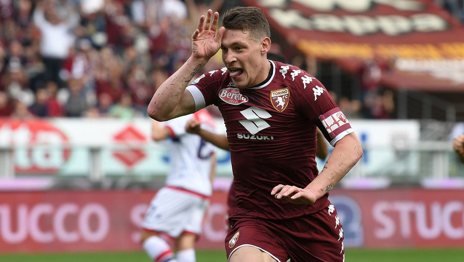 Arsenal Target Andrea Belotti Reaches Insane Goalscoring Milestone at Torino After Crotone Draw
