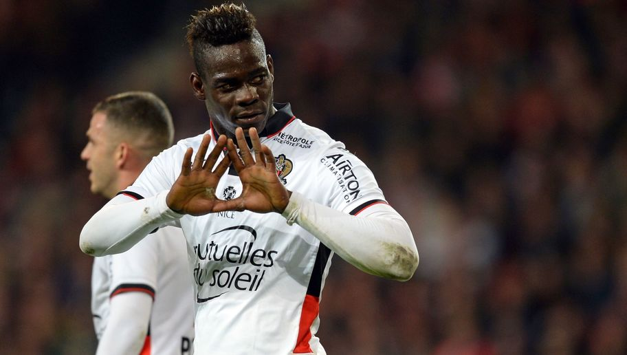 Nice Striker Mario Balotelli Reveals Which Club He'd Like to Join if He Left Ligue 1