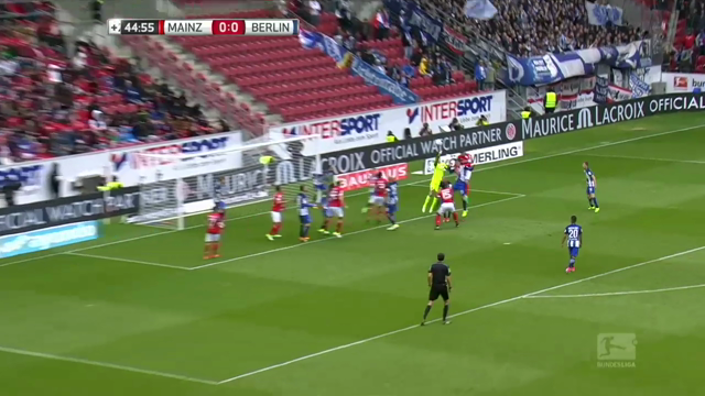 VIDEO Mainz 1 – 0 Hertha Berlin (Bundesliga) Highlights