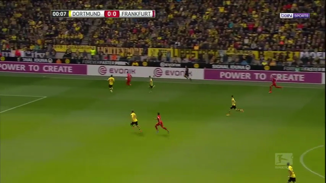 VIDEO Borussia Dortmund 3 – 1 Eintracht Frankfurt (Bundesliga) Highlights