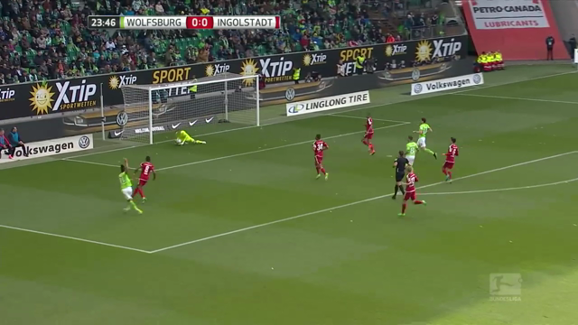 VIDEO Wolfsburg 3 – 0 Ingolstadt (Bundesliga) Highlights