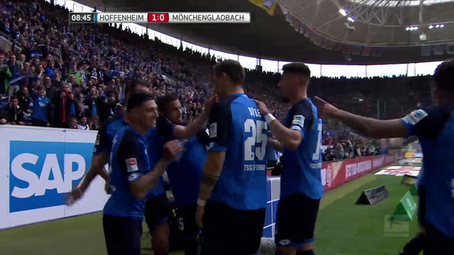 VIDEO Hoffenheim 5 – 3 Borussia Moenchengladbach (Bundesliga) Highlights