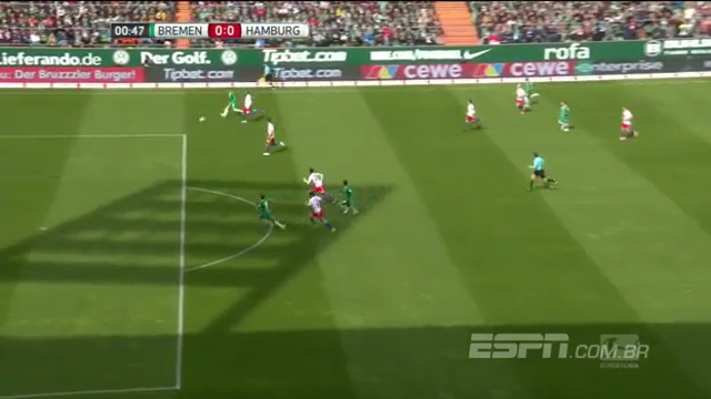 VIDEO Werder Bremen 2 – 1 Hamburg (Bundesliga) Highlights