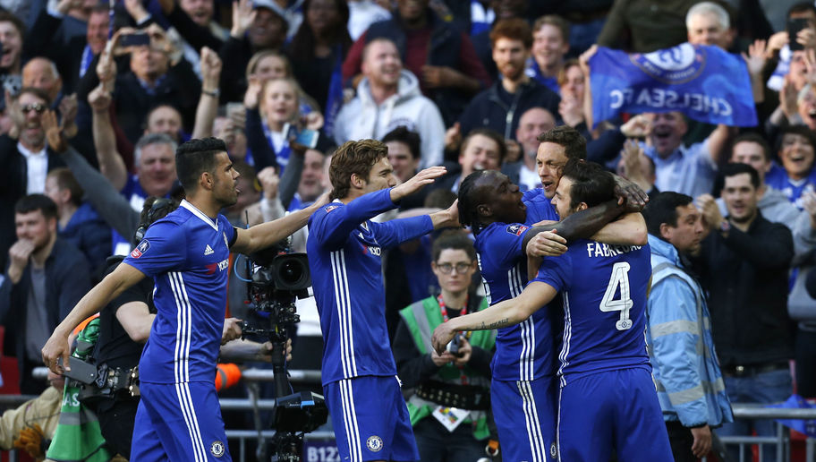 Chelsea 4-2 Tottenham: Blues Consign Spurs to 7th Straight Semi-Final Defeat With Matic Wondergoal