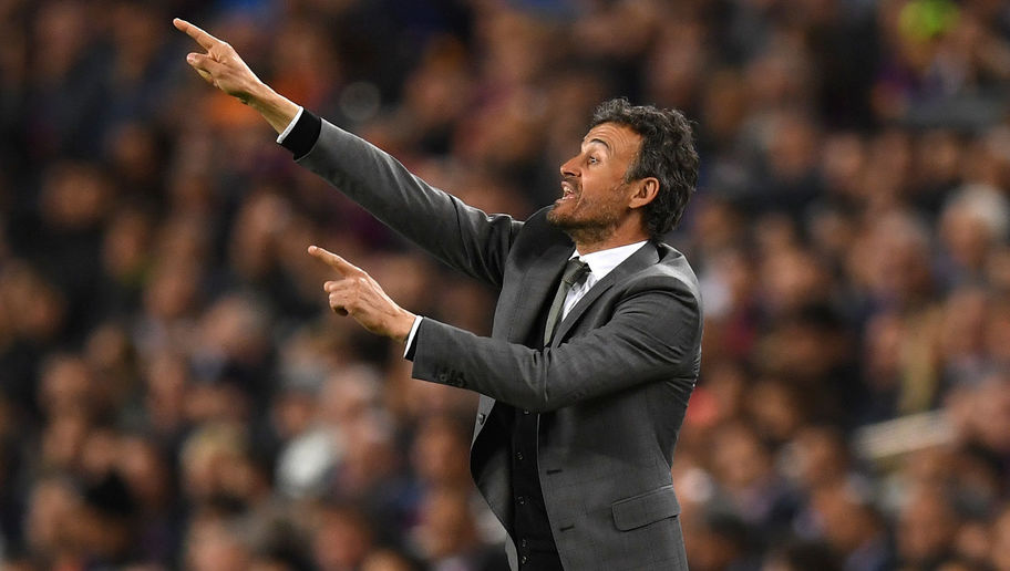 Barcelona Manager Luis Enrique Admits Nothing But a Win Will Do in Sunday's Clasico