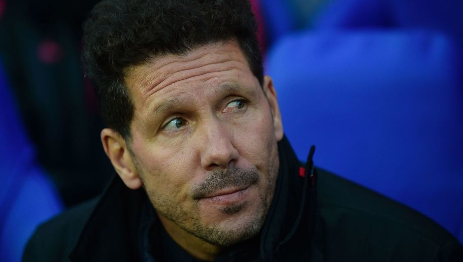 Diego Simeone Praises His Players' Attitude After Grinding Out Victory Over Espanyol