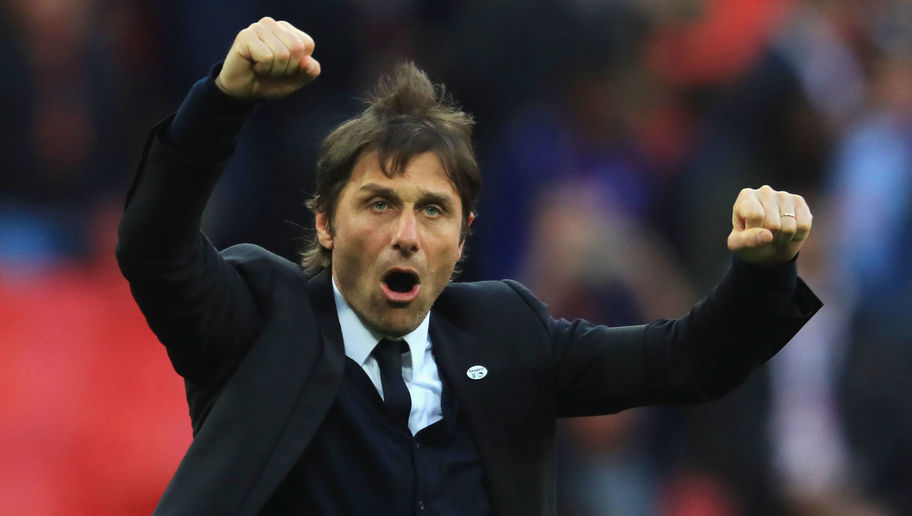 Antonio Conte States He's 'Proud' of His Chelsea Side After They Advance to FA Cup Final