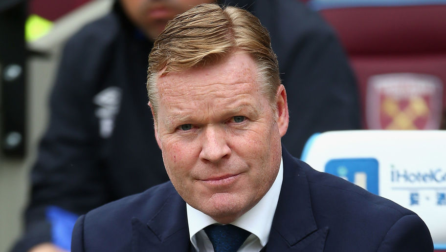 Ronald Koeman Admits His Side Were Nowhere Near Their Best in Draw With West Ham