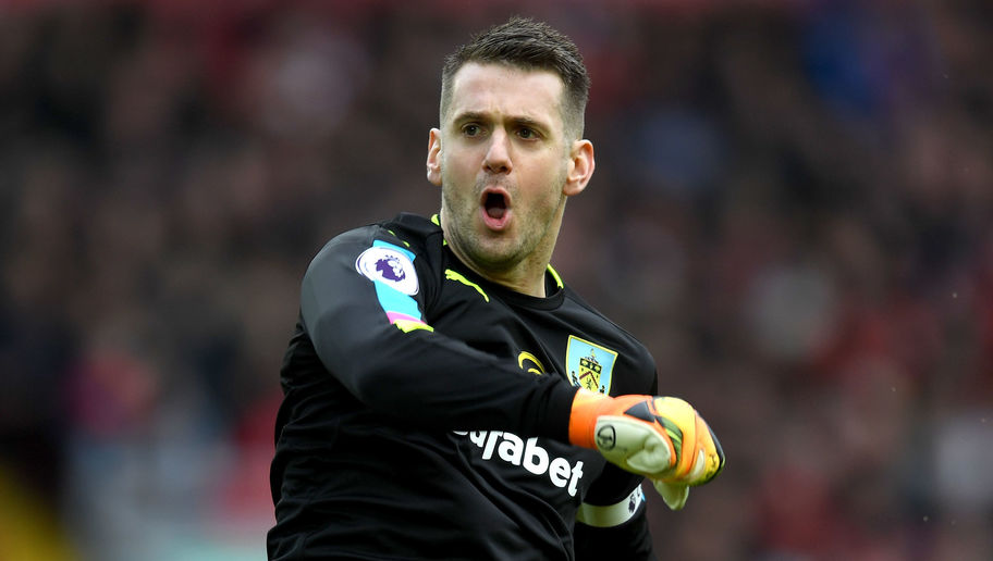 Burnley Goalkeeper Tom Heaton Reveals Why He Decided to Leave Manchester United