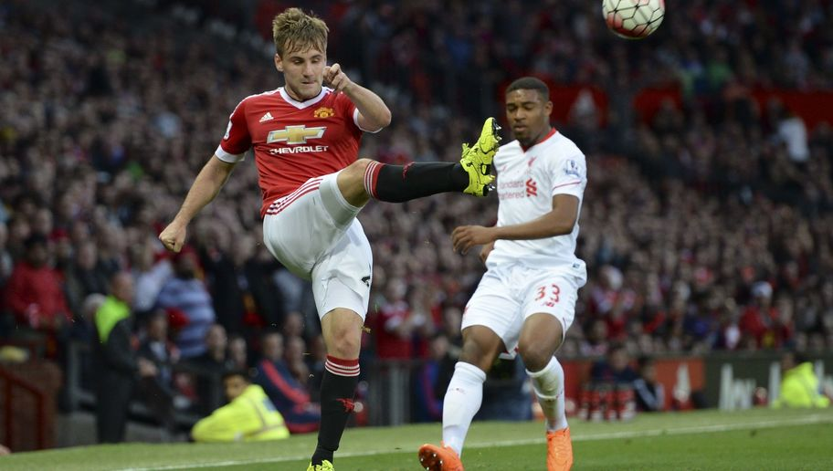 Man Utd Misfit Luke Shaw Emerges as Shock Transfer Target for Premier League Rivals Liverpool