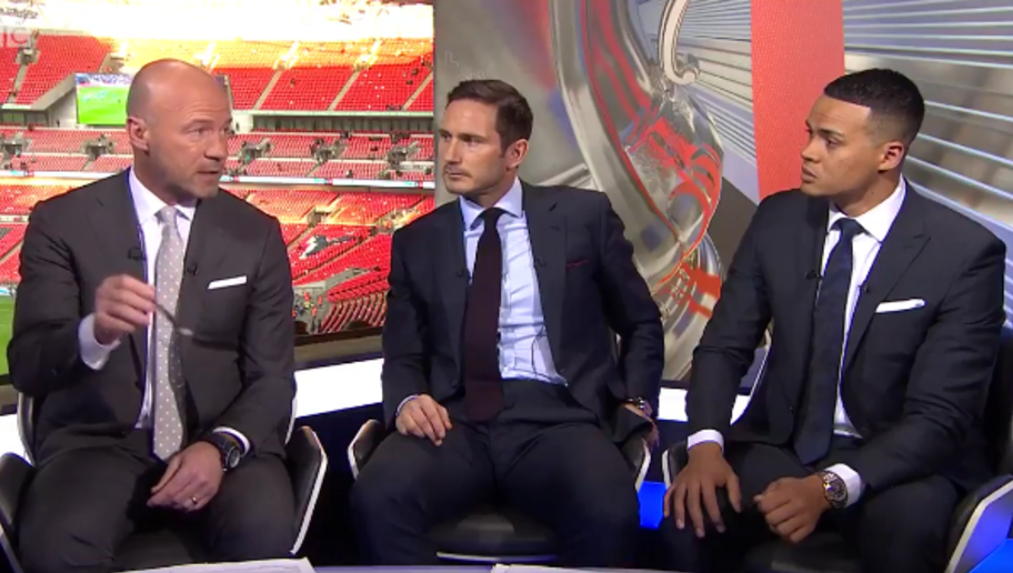 VIDEO: Shearer & Lampard Totally Shut Down Jermaine Jenas After Chelsea Beat Spurs