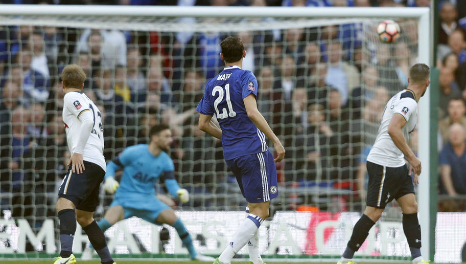 VIDEO: Frustrated Spurs Fan Caught Making Hilarious Suggestion After Matic Made it 4-2 to Chelsea