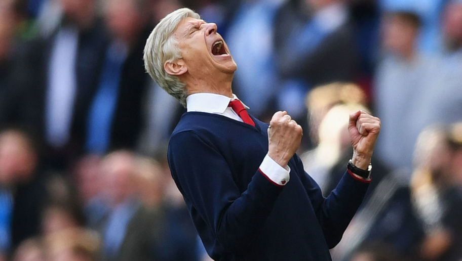 Arsene Wenger Extremely Proud of His 'United & Determined' Gunners After Downing City in FA Cup Semi