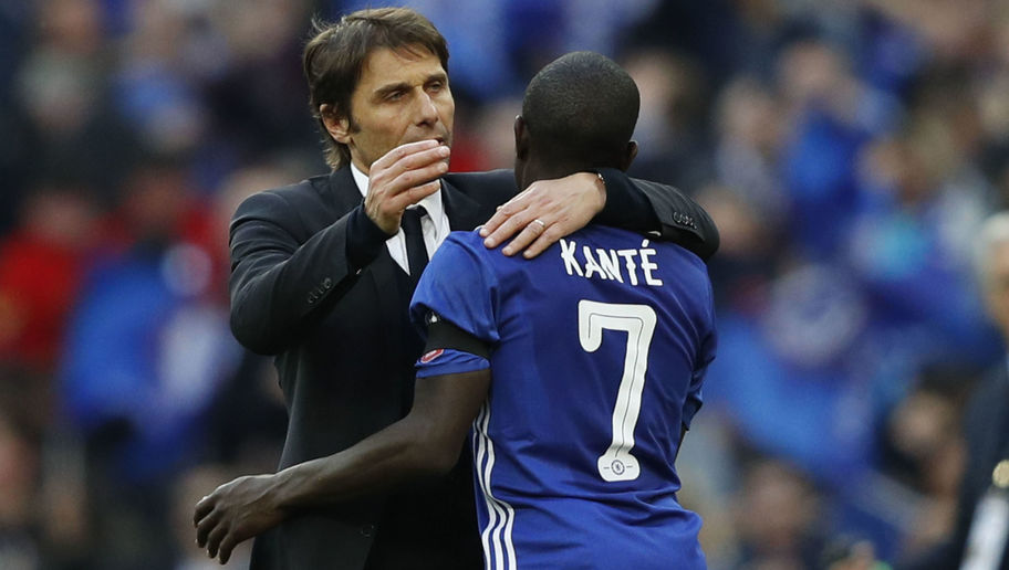N'Golo Kante Reveals the Extent of Antonio Conte's Influence After Picking Up PFA Award
