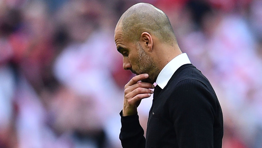 Pep Guardiola Calls for Focus After His Side's FA Cup Semi-Final Loss Against Arsenal