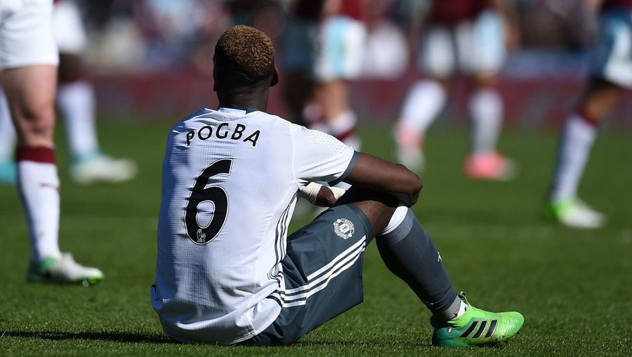 Mourinho Unsure if Paul Pogba Will Be Fit for Crunch Manchester Derby on Thursday