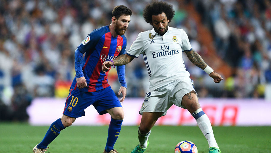 Real Madrid's Marcelo Takes Blame for Final El Clasico Goal While Carvajal Rues Ramos Red Card
