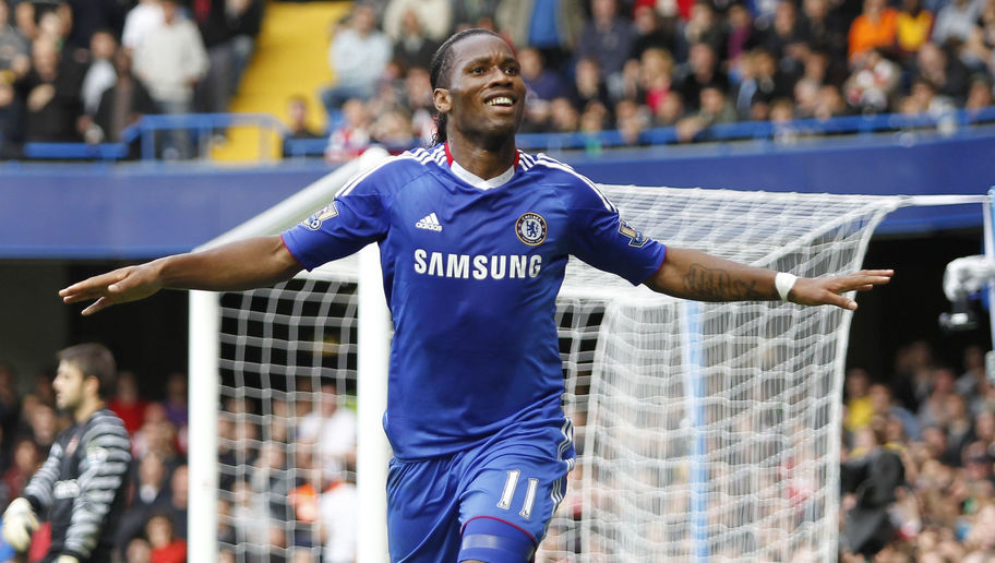 Didier Drogba Threatens to Rejoin Chelsea on Loan for FA Cup Final Just to Troll Arsenal