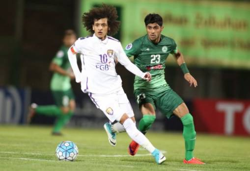 Al Ain ease past Zobahan to seal spot in knockout phase