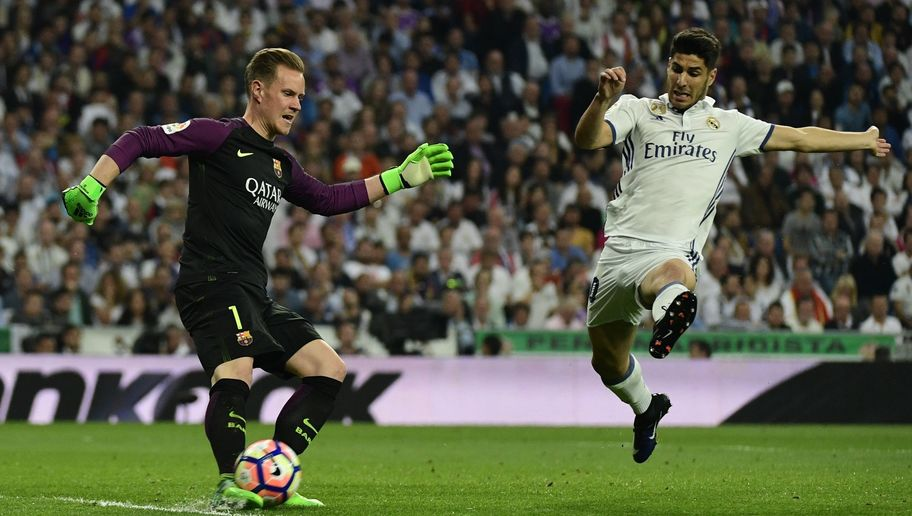 Marc-Andre ter Stegen's Brilliant Bernabeu Display Helped Him Record an Impressive Statistic