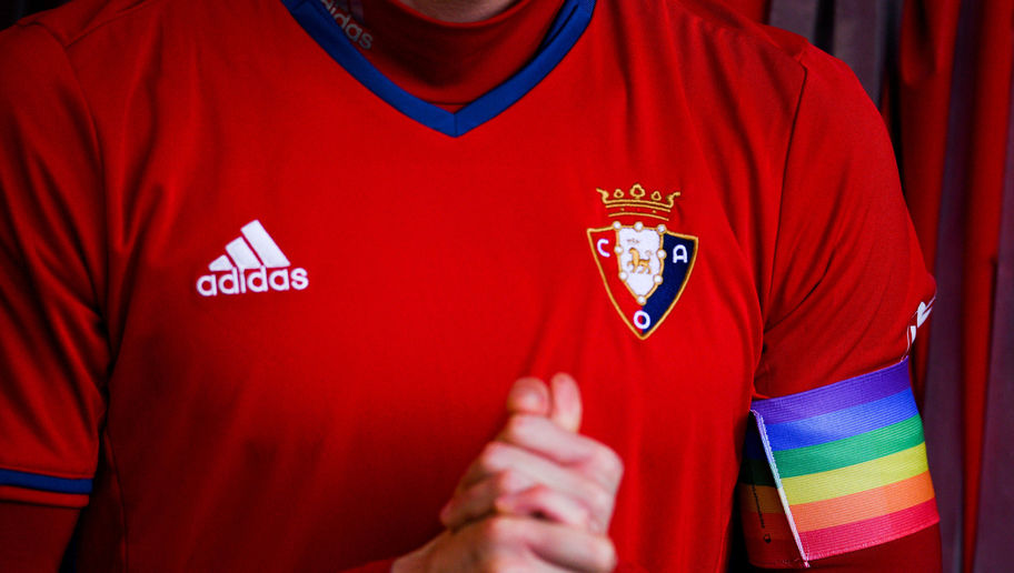 PHOTO: La Liga Strugglers Osasuna Forced to Create New Kit for Barcelona Match