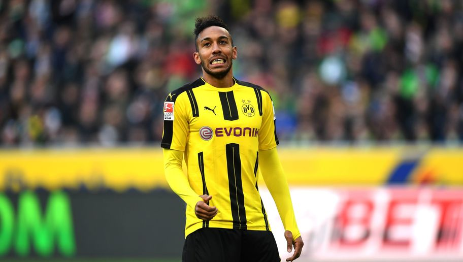 Dortmund's Pierre-Emerick Aubameyang Held Talks With PSG Despite Claims of Real Madrid 'Promise'