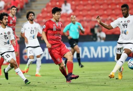 Nam Tae-hee double helps send Lekhwiya into Round of 16