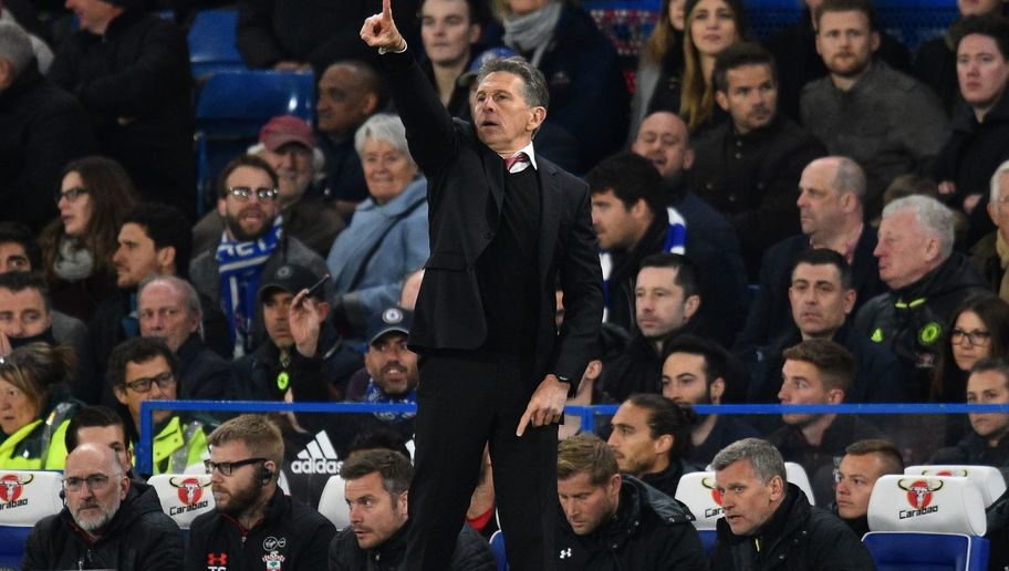Claude Puel Believes Scoreline Was 'Harsh' as His Saints Team Lose 4-2 at Stamford Bridge