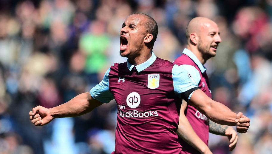 Gabby Agbonlahor Sends Emotional Message to Aston Villa Fans Following Derby Winner