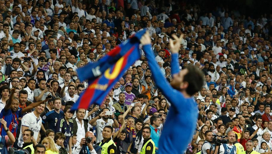 Real Madrid Punish 357 Season Ticket Holders After Barca Fans Seen in Their Seats During El Clasi