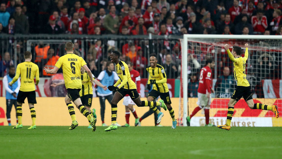 Bayern Munich 2-3 Borussia Dortmund: BVB Edge Thrilling Der Klassiker to End Holders' Double Dream